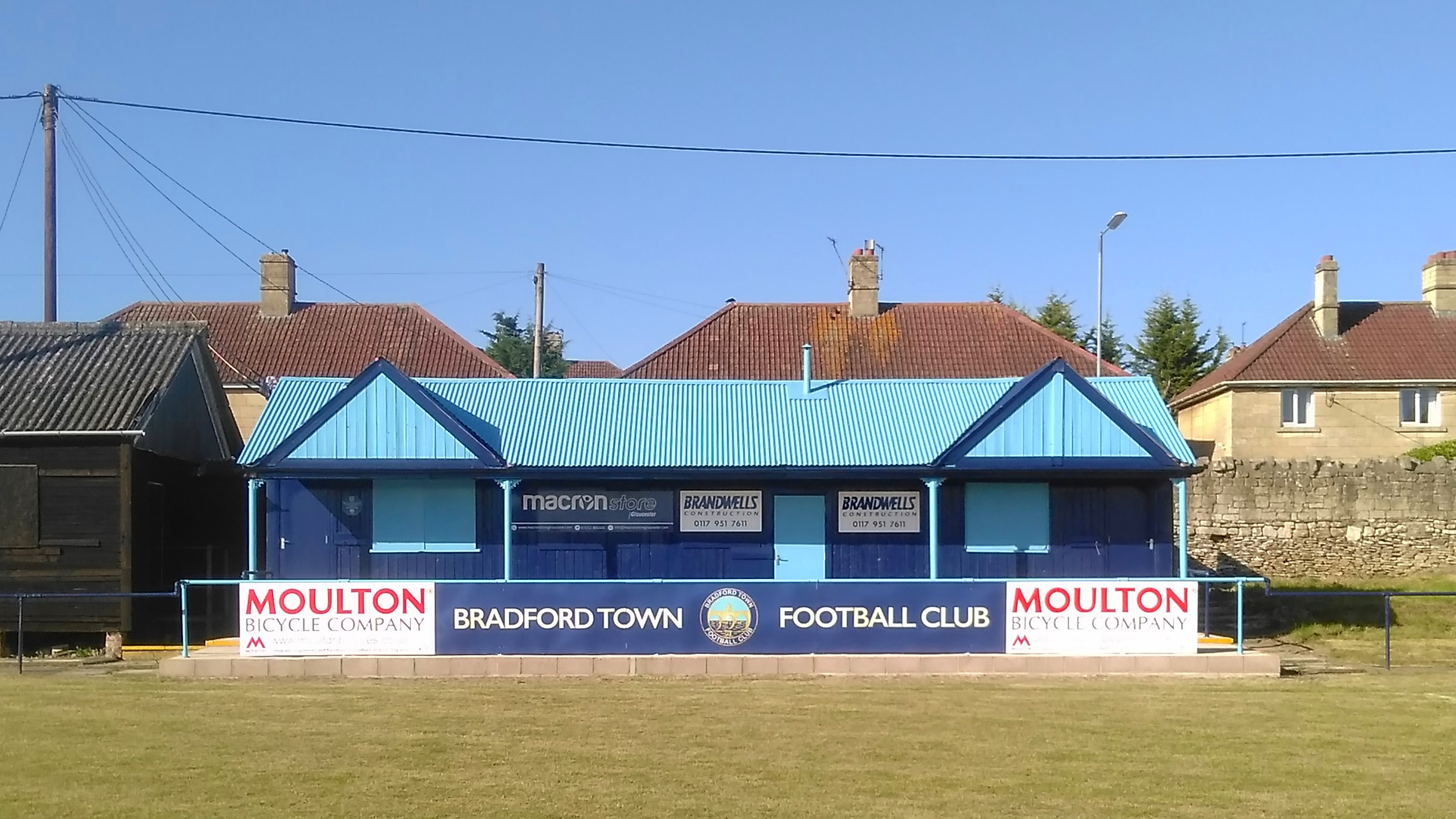 The official website of Bradford Town FC